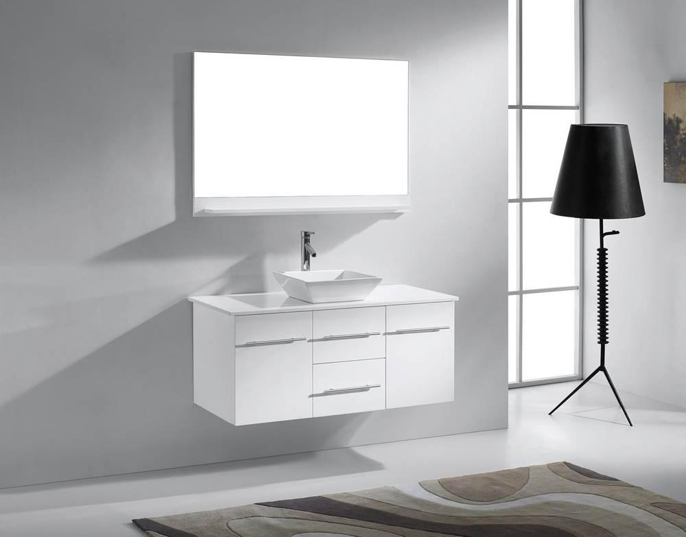 Virtu USA Marsala Bathroom Vanity Cabinet