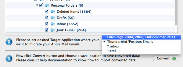 Apple Mail to Thunderbird Mac Conversions – The Proper Way 1