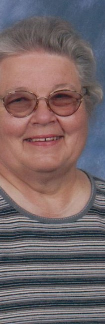 Obituary of Lura Jean Russell