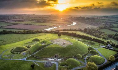 Image result for Newgrange (Brú na Boinne)