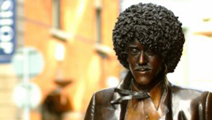 Phil Lynott statue, Dublin City