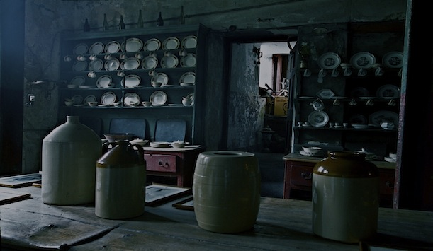 Even cosy traditional kitchens are spooky on October 31st