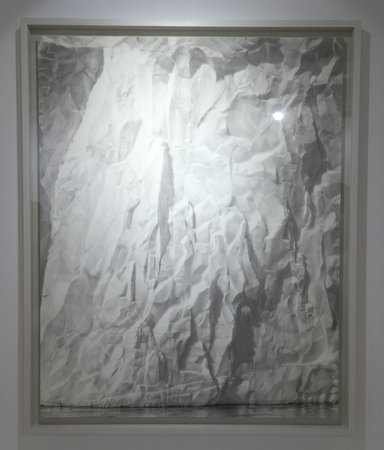ROBERT LONGO Untitled (Wall of Ice) 2016 Galerie Hans Mayer (Düsseldorf) at Art Basel