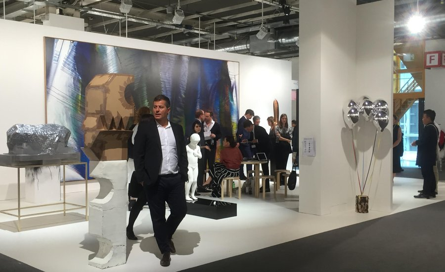 10 of the Best Artworks at Art Basel 2016