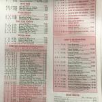 Great Wall Chinese Restaurant Menu In Dundalk Maryland