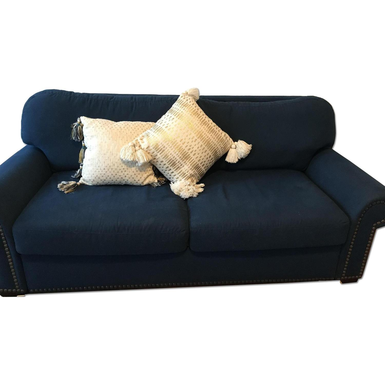 American Leather Queen Sleeper Sofa Aptdeco
