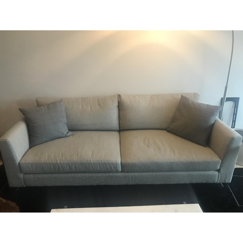 crate barrel tyson sofa