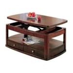 Ashley Furniture Wood Lift Top Coffee Table Aptdeco