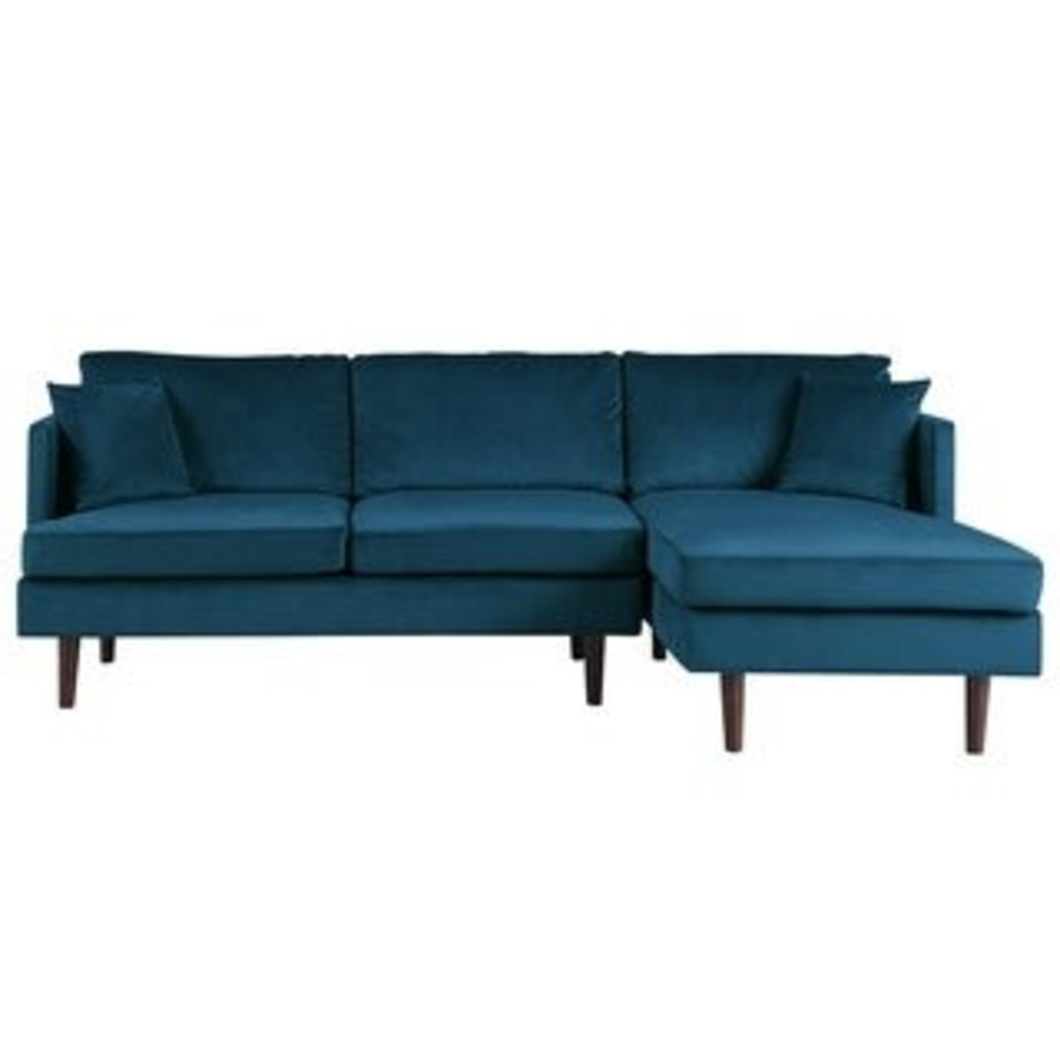 all modern mid century modern sectional chaise