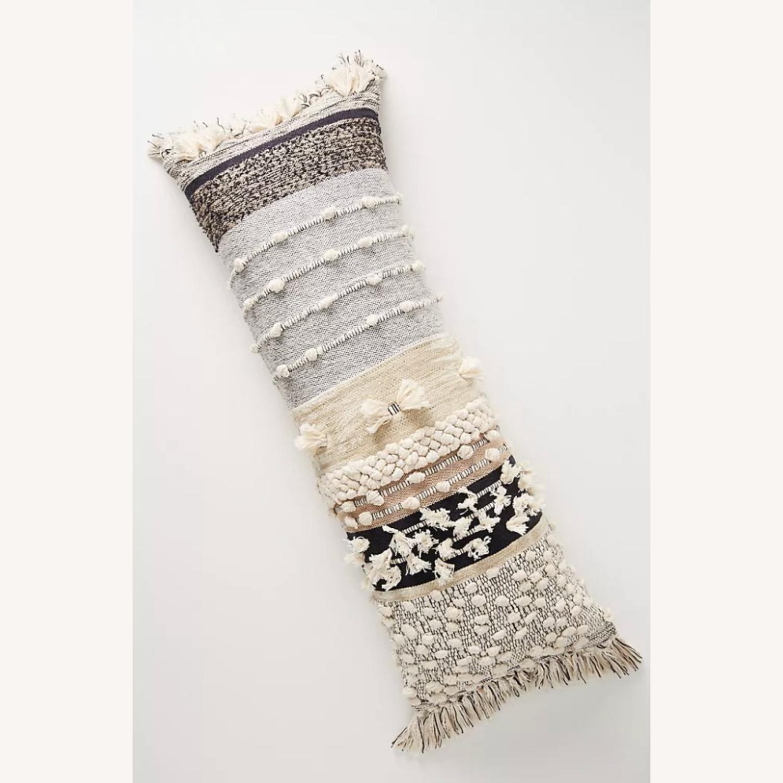 anthropologie all roads yucca lumbar pillow