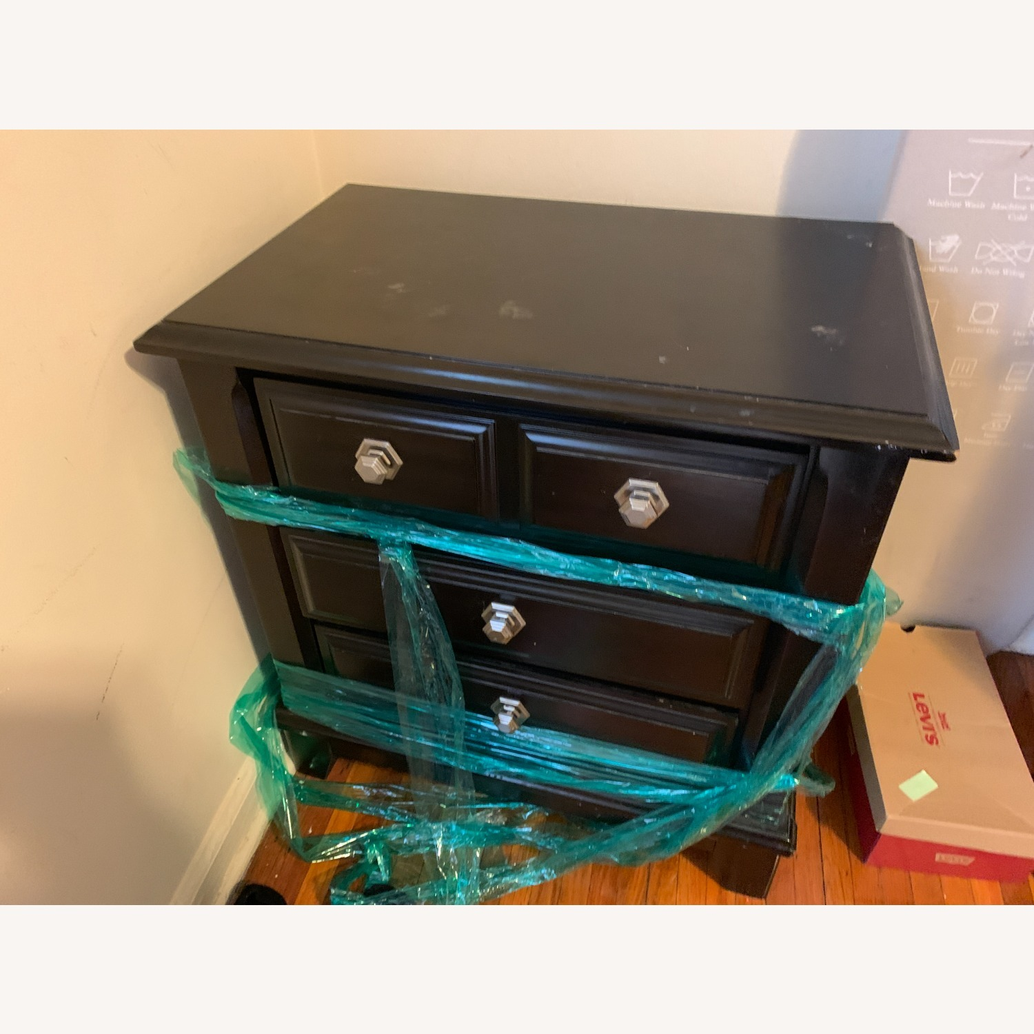 Don't want to break the bank on bedside tables? ashley furniture nightstand