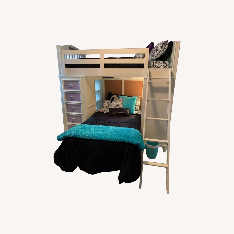 Build A Bear Loft Bed Aptdeco