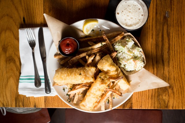 Old Mill Inn does pub food (and vibes) right image: david benthal photography