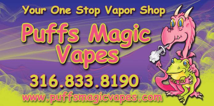 Puffs Magic Vapes LLC