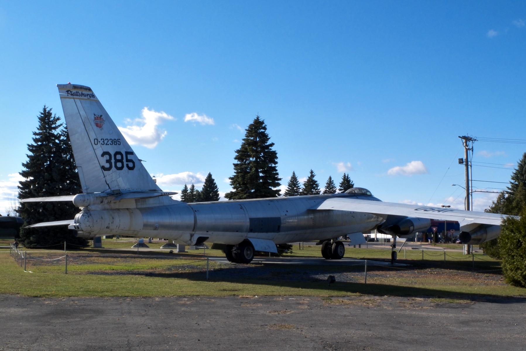 Old Plattsburgh Air Force Base