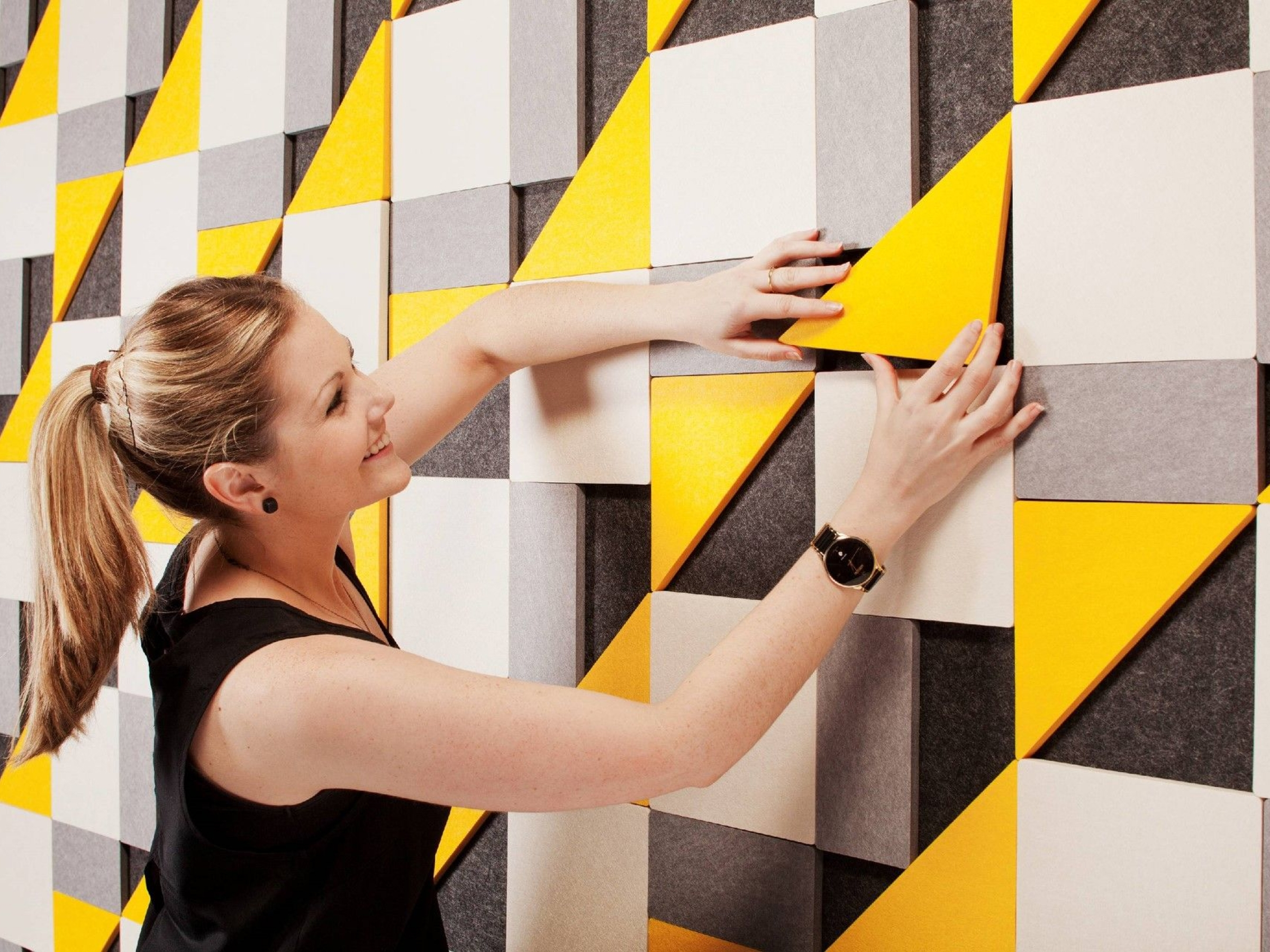 23 decorative acoustic panel ideas