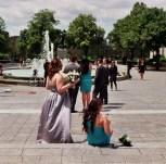 The eternal bridesmaid