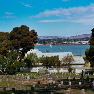 Naval Cemetery, Mare Is.