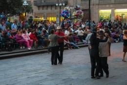 Salsa Friday at the Plaza