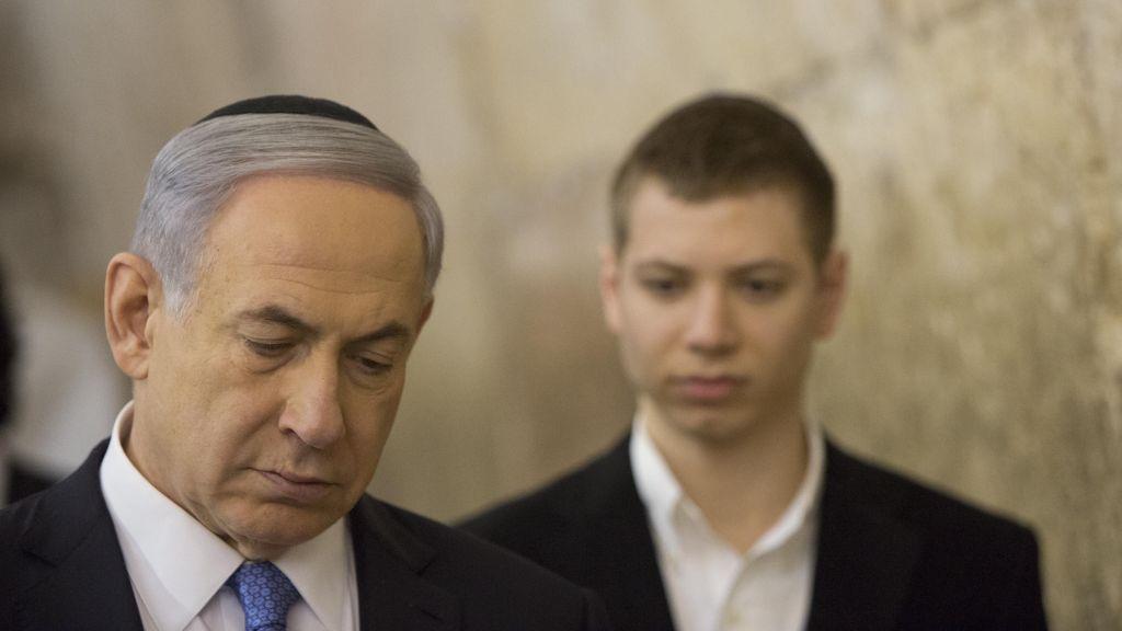 Ivre, son fils fait des révélations compromettantes sur lui — Netanyahu