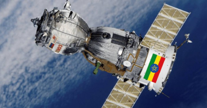 Ethiopia Launches First Satellite into Space from China