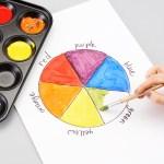 Family How To Make A Colour Wheel Blog Royal Academy Of Arts