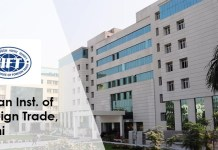 Watch Out For The New And Improved Indian Institute of Foreign Trade (IIFT)