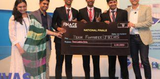 Sleepless nights and relentless hard work made us the National Winners of HUL FinAce Season 3