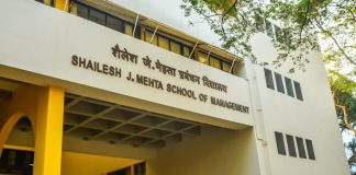 SJMSOM IIT Bombay soars high with their Summer Placements with an increase of almost 24 in the average stipend price