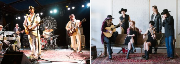 Left photo credit: EastCoast Entertainment   Right photo credit: Jessica Maida Photography