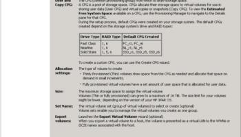 Installing the 3PAR CLI – d8taDude
