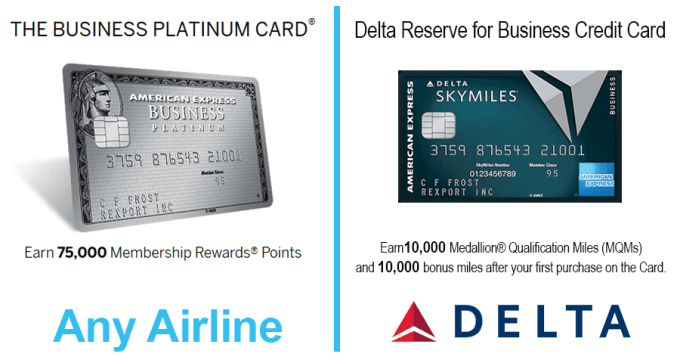 Delta skymiles reserve business card infocardco for Delta reserve business card