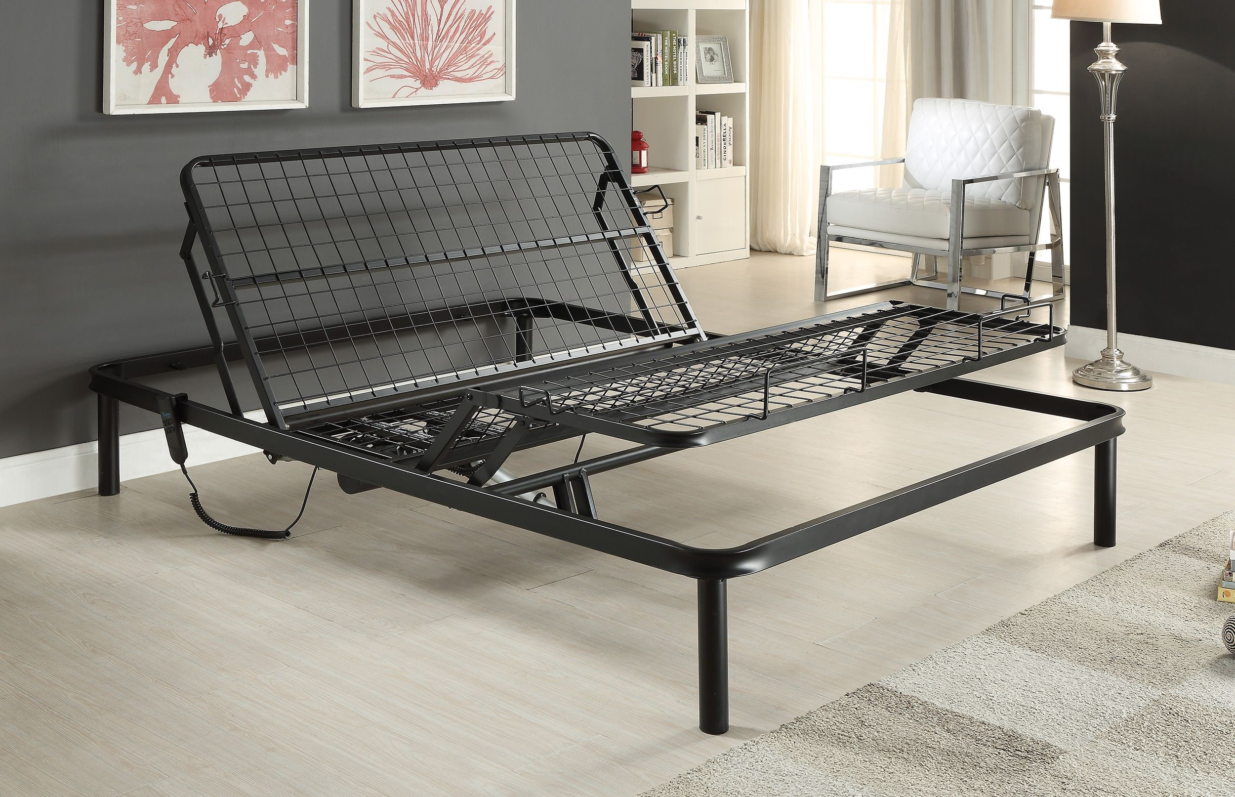 Full Size Electric Adjustable Bed From Coaster F