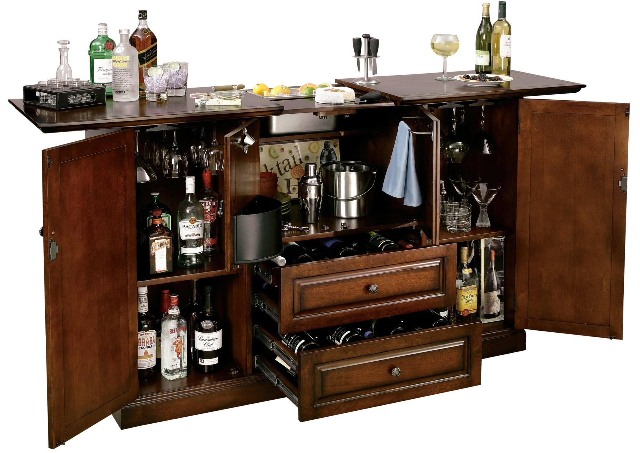 Bar Devino Wine Amp Bar Cabinet From Howard Miller 695080