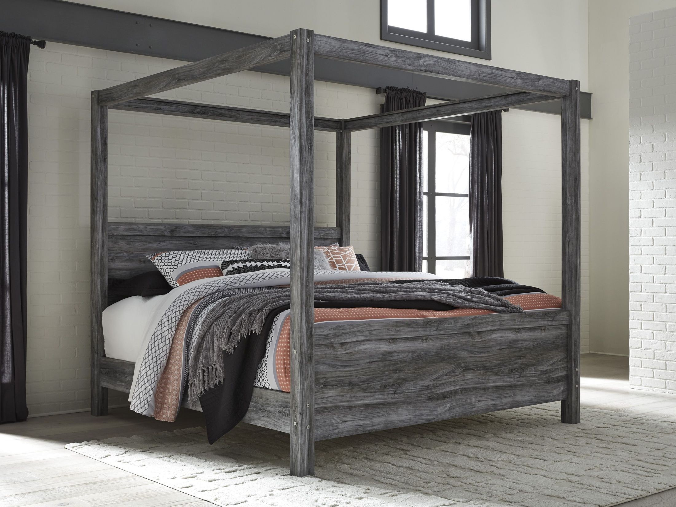 King Canopy Bed Frame Amp California King Canopy Bedroom
