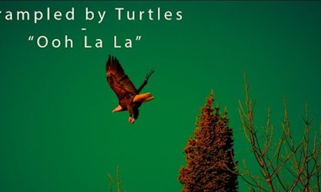Trampled by Turtles Ooh La La Official Video Faces cover