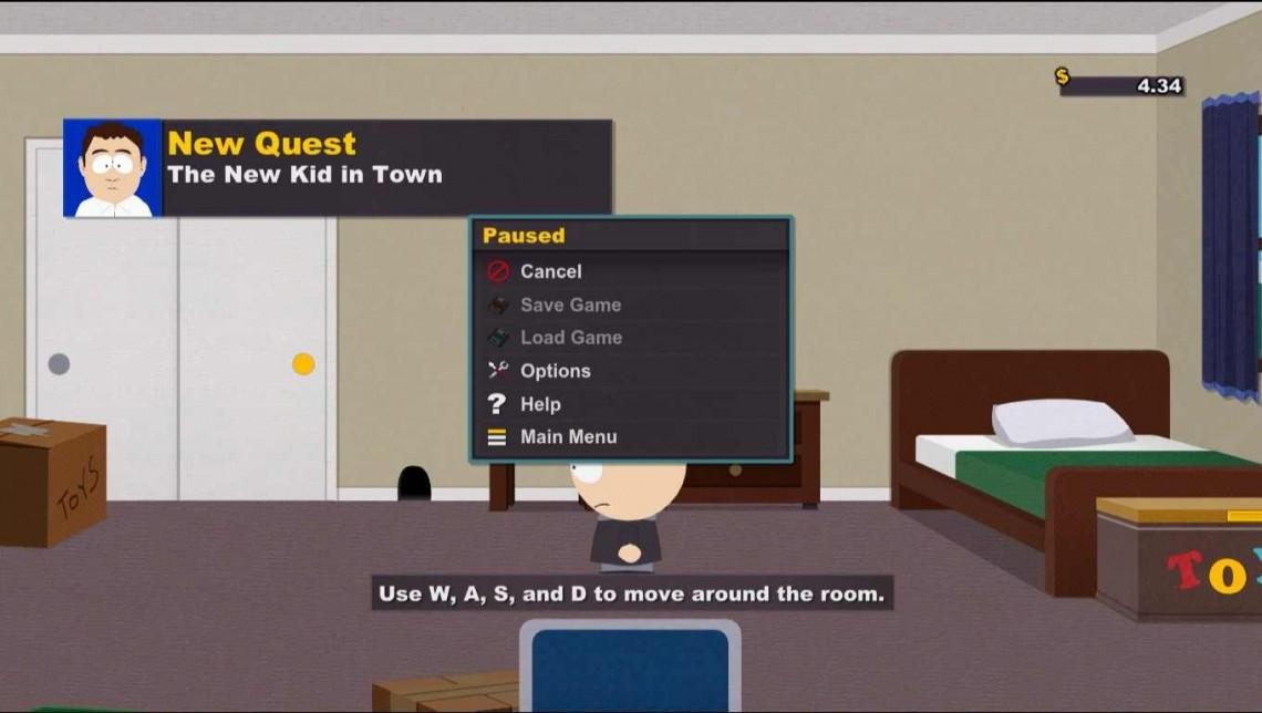 South Park: The Stick of Truth - Đánh Giá Game
