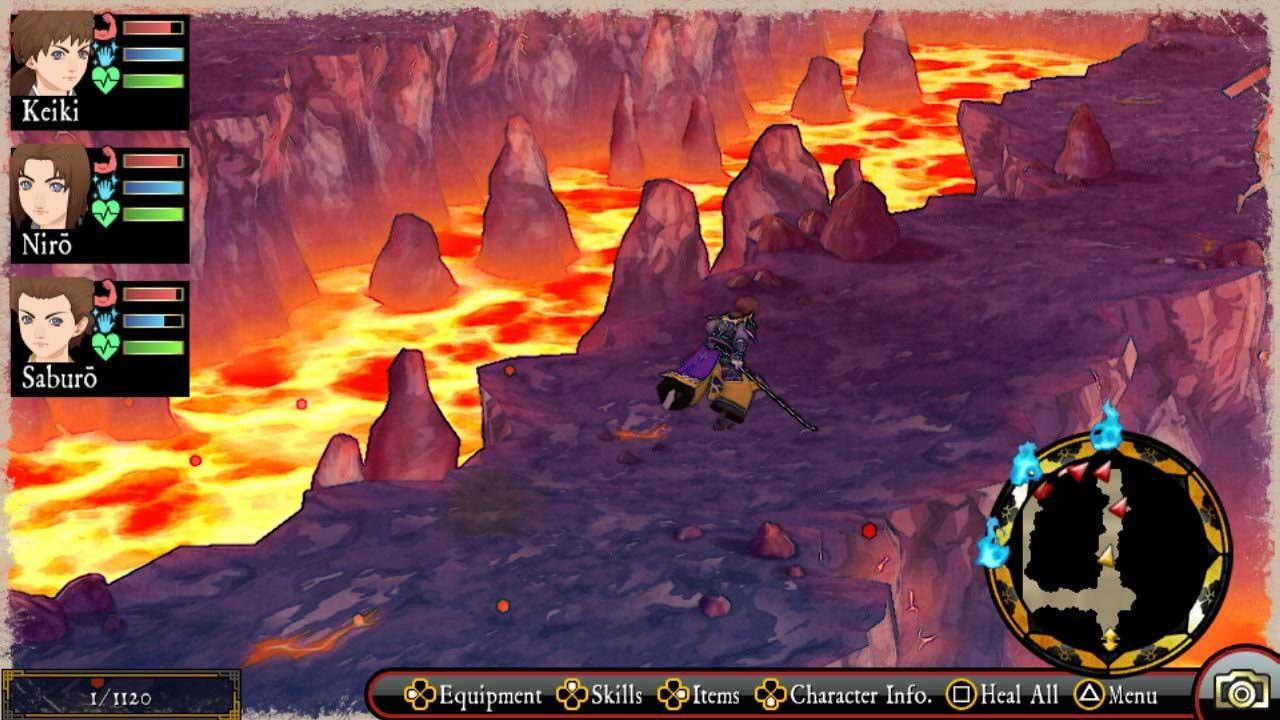 Oreshika Tainted Bloodline - Đánh Giá Game (5)