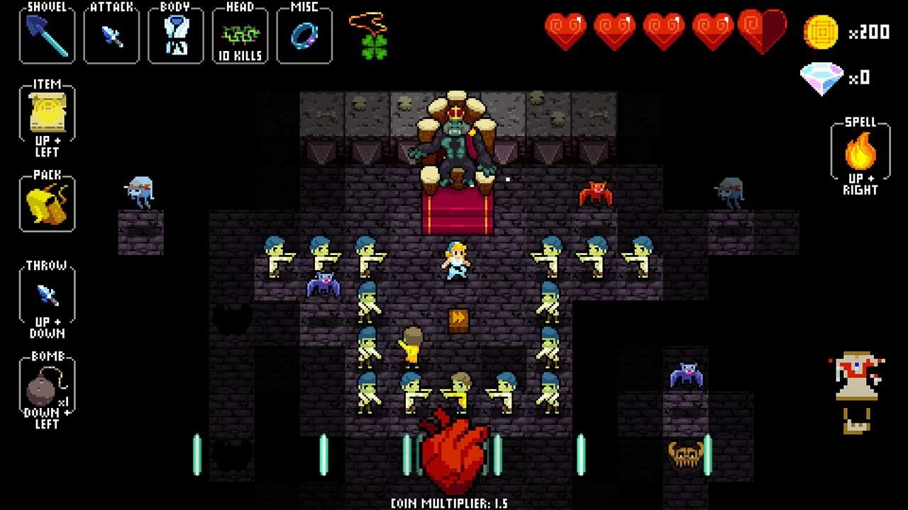 Crypt of the NecroDancer - Đánh Giá Game (3)