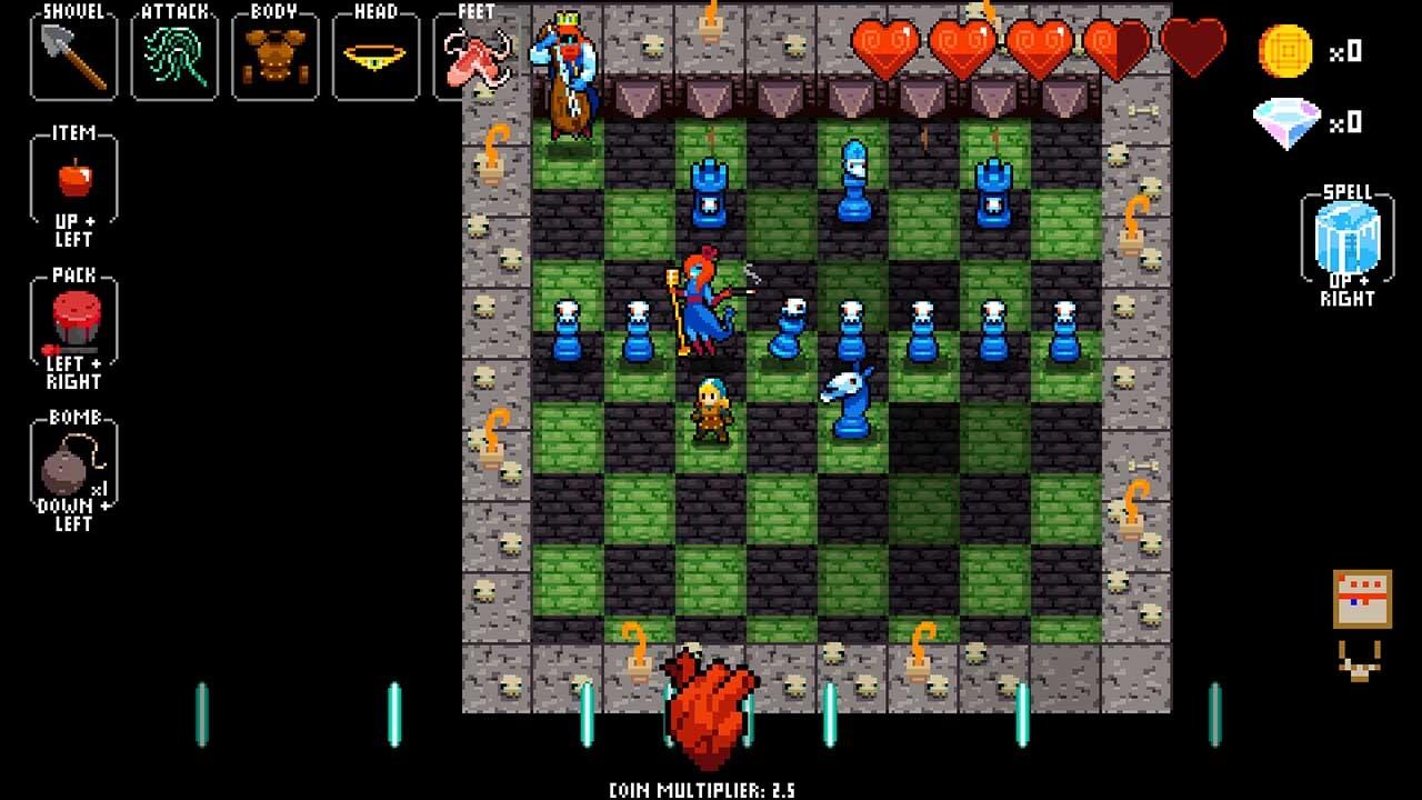 Crypt of the NecroDancer - Đánh Giá Game (4)
