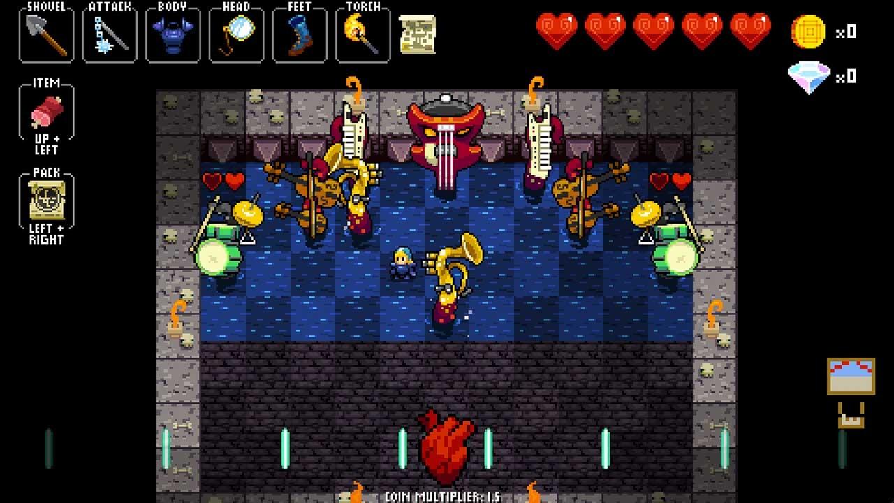 Crypt of the NecroDancer - Đánh Giá Game (6)