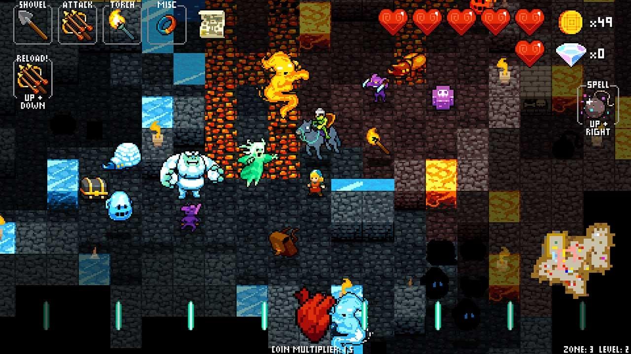 Crypt of the NecroDancer - Đánh Giá Game (7)