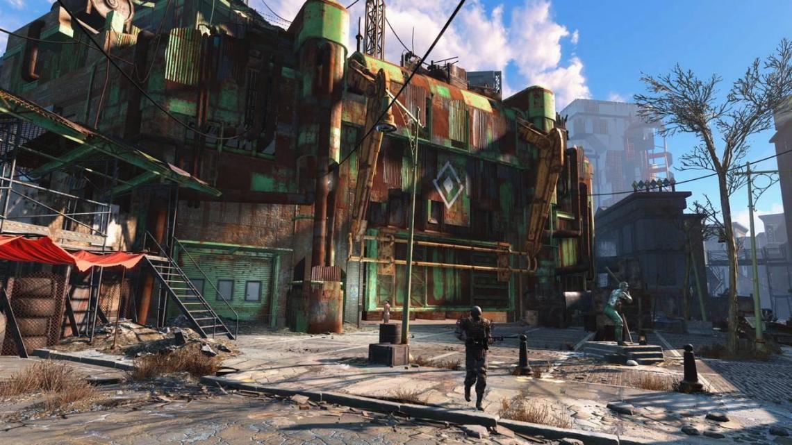 """Vén màn bí mật những """"gợi ý"""" về """"Fallout 4"""" từ... 1 năm trước"""