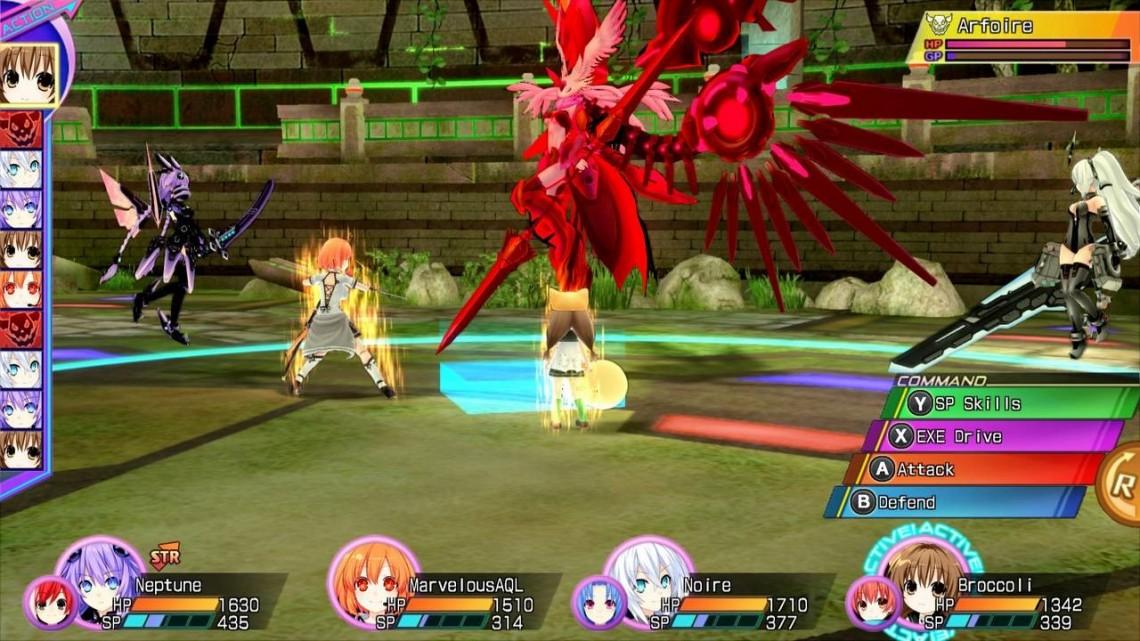 Hyperdimension Neptunia Re;Birth3 V Generation - Đánh Giá Game