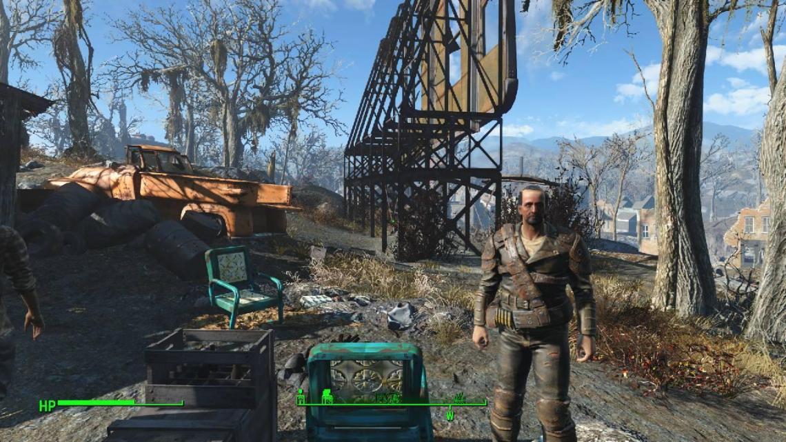 """Hướng dẫn bật các tùy chỉnh đồ họa """"ẩn"""" của Fallout 4"""