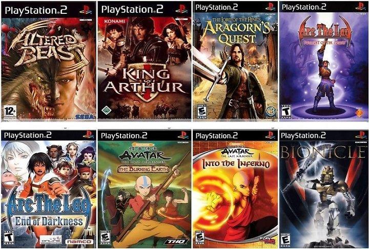 """Sony sẽ """"hồi sinh"""" các game của PS2 trên PS4"""