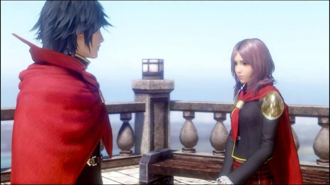 Final Fantasy Type-0 HD - ĐÁNH GIÁ GAME