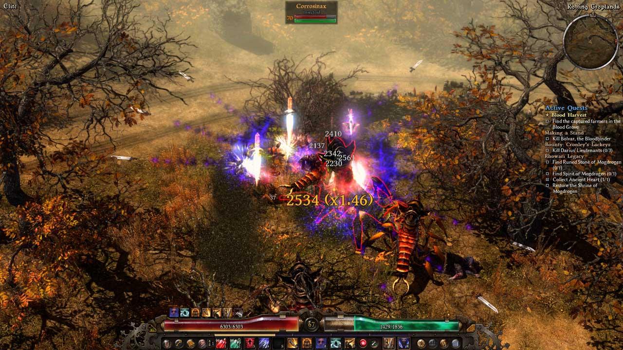 """5 lý do khiến Grim Dawn trở thành """"ông hoàng của A-RPG đương đại"""" - Kỳ I"""
