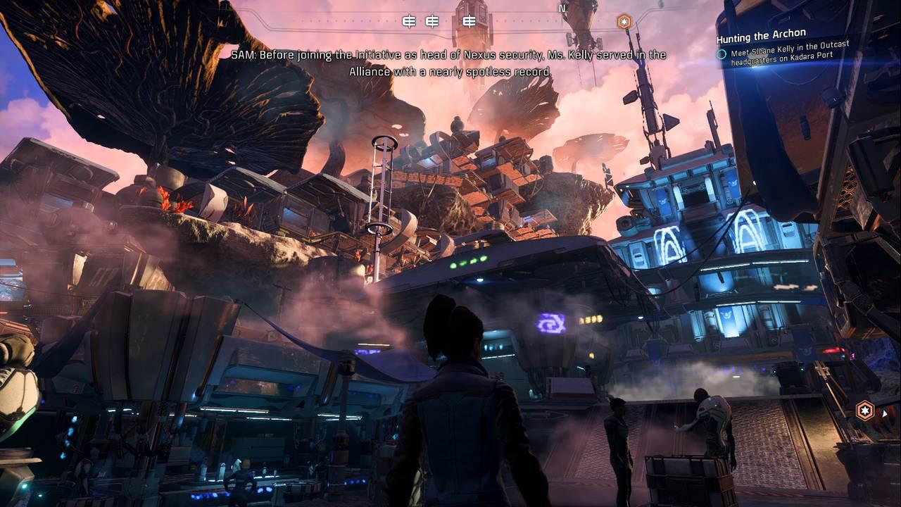 Mass Effect: Andromeda – Đánh Giá Game