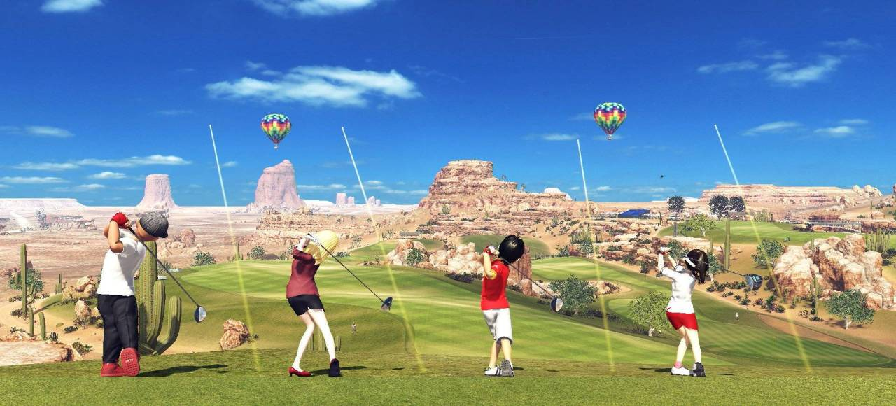Everybody's Golf - Đánh Giá Game